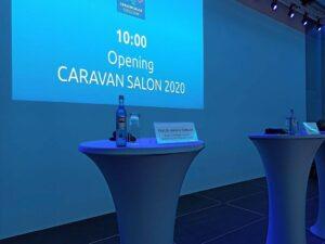 Eröffnungs-Pressekonferenz des CSD 2020: Ob die offiziellen Vertreter von Politik, Messe und Branchen etwas Neues zu berichten haben? (Foto: tom/dkf)