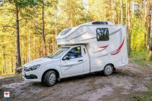 Der Preis ist eine Ansage: 29.990 € für den Lada Granta mit PickUp-Kabine. (Foto: Schwab/madeinrussia.de)