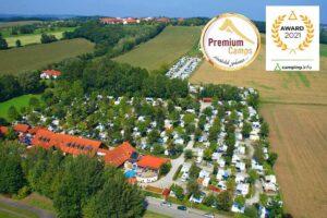 Ausgezeichnet: Der Holmernhof_Dreiquellenbad. Der Verbund PremiumCamps unterhält 16 Plätze mit einem durchweg vorzüglichem Angebot von der Nordseeküste bis in die Berge Bayerns. (Foto: camping.info/PremiumCamps)