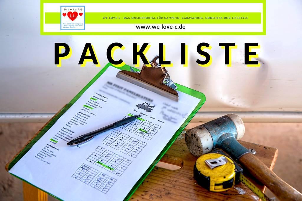 Gut gepackt ist halb gewonnen. Mit ein bissel Planung und Routine klappt die Sache. (Foto: stevepb/Pixabay.com)