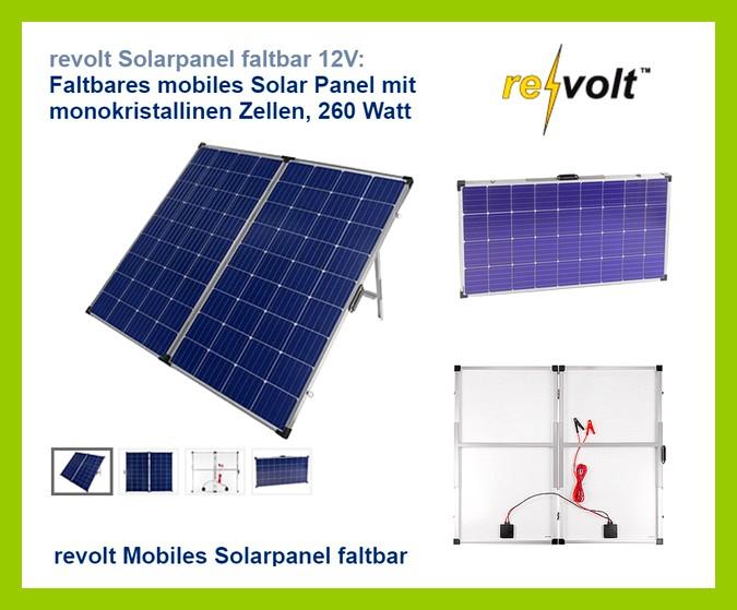 Ein großer Trend bei Freizeitfreunden: Solarenergie beim Caravaning nutzen. (Foto: Pearl)
