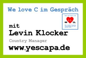 Sharing is caring. Interview zu den Möglichkeiten einer Vermietplattform für Freizeitfahrzeuge mit Levin Klocker von YESCAPA. (Grafik: tom/dkf)