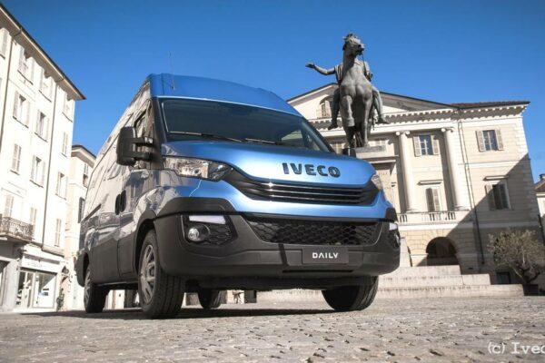 Iveco Daily: Das KBA hat einem Rückruf für verschiedene Motoren gestartet. (Foto: Iveco)