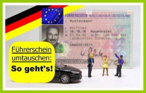 Führerschein-Umtausch: Alle Fristen, alle Informationen auf einen Blick. (Foto: wir_sind_klein; pixabay.com; Montage: tom/dkf)