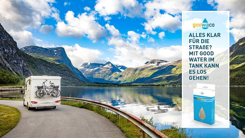 Keimfreies Wasser im Tank. Die Fa. Silvertex aqua GmbH nutzt dafür ein patentiertes Netz aus Silberfäden. (Foto: Silvertex)