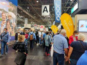 Das Publikum hat entschieden: Der Caravan Salon Düsseldorf ist toll besucht! (Foto: tom/dkf)