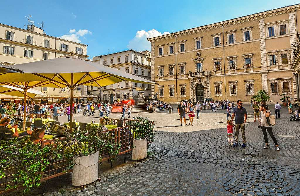 Bella Italia: Hier in Rom das Viertel Trastevere. (Foto: user32212; pixabay.com)