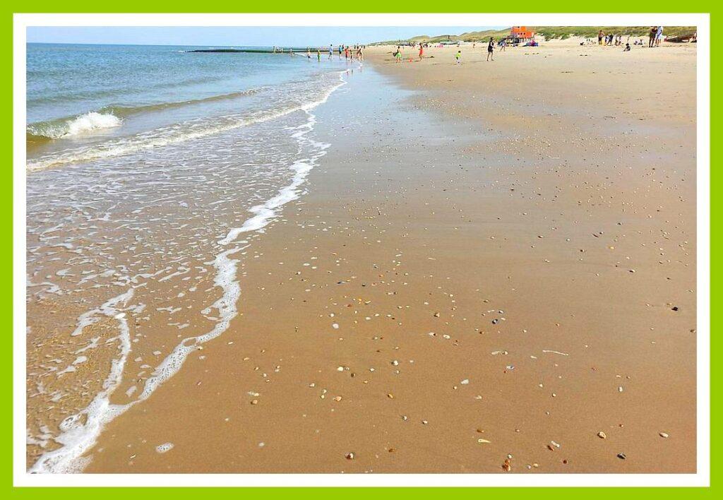 Herrlich: Urlaub am Meer und stundenlang am Strand langlaufen. (Foto: tom/dkf)